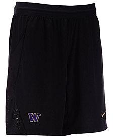Nike Men's Washington Huskies FlyKnit Shorts