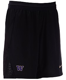 Nike Men's Washington Huskies FlyKnit Shorts