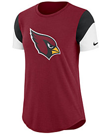 Nike Women's Arizona Cardinals Tri-Fan T-Shirt