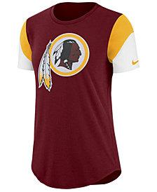 Nike Women's Washington Redskins Tri-Fan T-Shirt