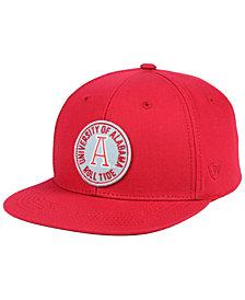 Top of the World Alabama Crimson Tide Timey Snapback Cap