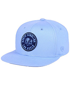 Top of the World North Carolina Tar Heels Timey Snapback Cap