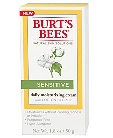 Sensitive Daily Moisturizing Cream, 1.8 oz