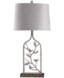 StyleCraft Tuscana Cream Table Lamp