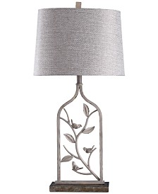 StyleCraft Tuscana Cream Table Lamp