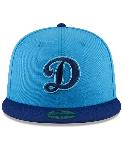 hot sale online 607b1 8b907 ... New Era Los Angeles Dodgers Players Weekend 59FIFTY FITTED Cap ...