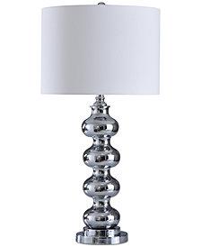 StyleCraft Chrome Table Lamp