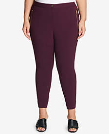 Calvin Klein Plus Size Highline Ankle Pants