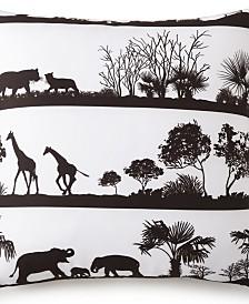 African Safari Euro Sham
