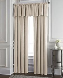 "Cambric Vanilla Lined Drapery Panel 52""x84"" - Each"