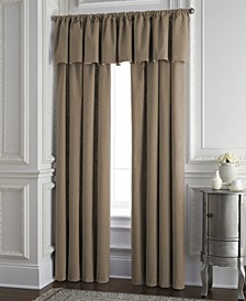 "Cambric Walnut Lined Drapery Panel 52""x84"" - Each"