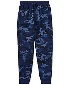 Polo Ralph Lauren Big Boys Camouflage Jogger Pants