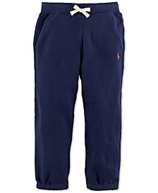 Ralph Lauren Little Boys Fleece Pants
