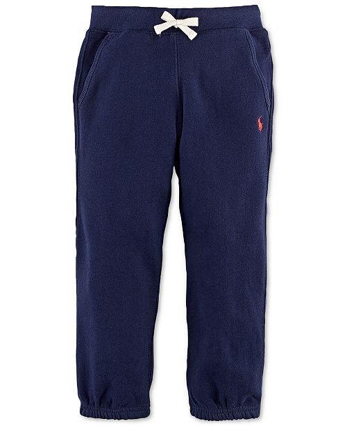 39f3904baa0d Polo Ralph Lauren Ralph Lauren Little Boys Fleece Pants   Reviews ...