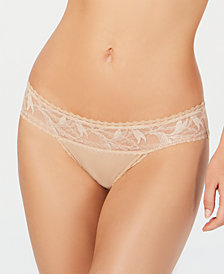 Calvin Klein Lace-Trim Bikini QF4753