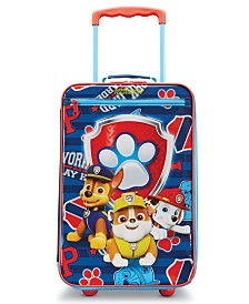 "American Tourister Paw Patrol 18"" Softside Spinner Suitcase"