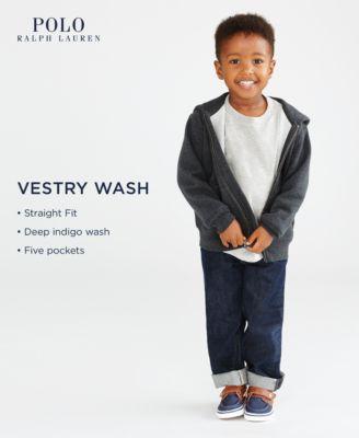e8cfe10d75352 Finders | Ralph Lauren Little Boys Hampton Straight Stretch Jeans