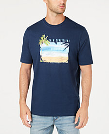 33aaf6c1d Tommy Bahama Men's Palm Conditions T-Shirt