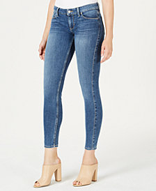 GUESS Power Low-Rise Skinny Jeans