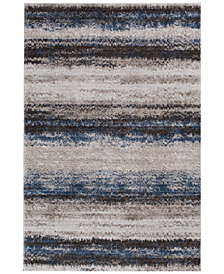 "KM Home Leisure Bay 5'3"" x 7'7"" Area Rug"