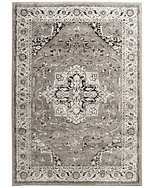 "KM Home Largo Heriz 7'10"" x 10'10"" Area Rug"
