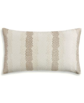 "Birch 14"" x 24"" Decorative Pillow, Created for Macy's"