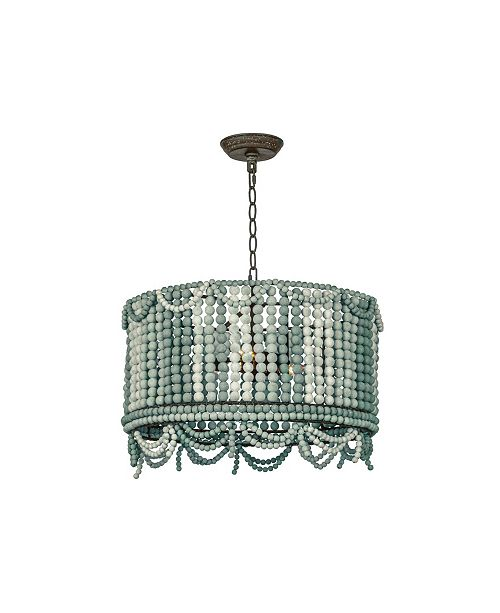 carriage & co. Regina Andrew Design Malibu Drum Pendant