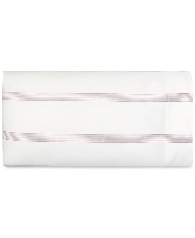 Lauren Ralph Lauren Marley Cotton Stripe Standard Pillowcases, Set of 2