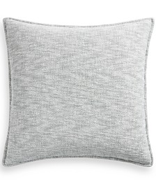 Hotel Collection Seaglass Cotton Quilted European Sham, Created for Macy's