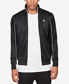 G-Star RAW Men's Lanc Slim Fit Track Jacket, Created for Macy's