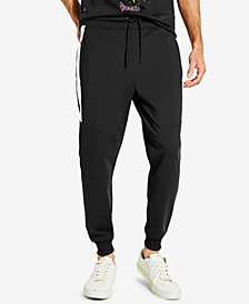 GUESS Men's Keith Colorblocked Joggers