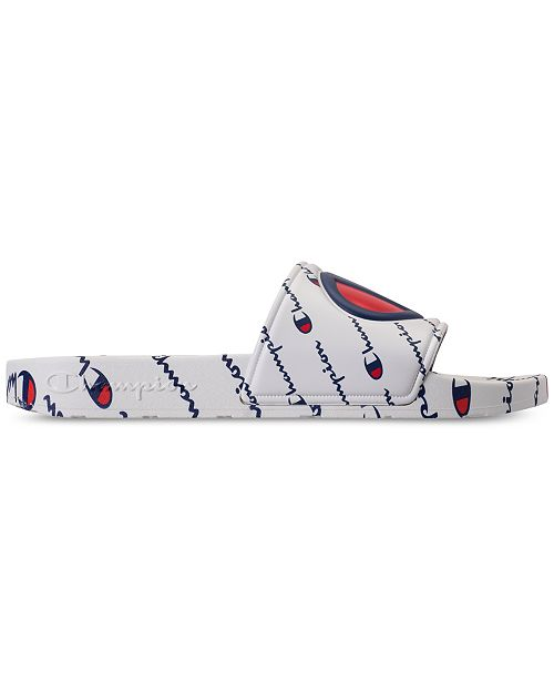 da7ff3348 Champion Boys  IPO Repeat Slide Sandals from Finish Line   Reviews ...