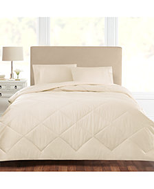 AQ Textiles Celliant Diamond-Quilted Performance Comforters