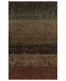 "Macy's Fine Rug Gallery Mosaic Liza Canyon 9'6"" x 13'2"" Area Rug"