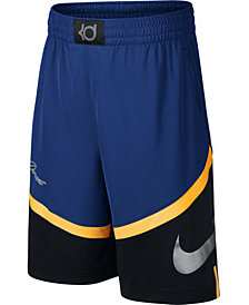 Nike Big Boys KD Elite Colorblocked Shorts