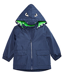 Carter's Baby Boys Dinosaur Raincoat