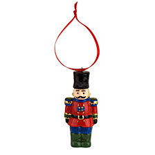 Spode Christmas Tree Nutcracker Ornament, Created for Macy's