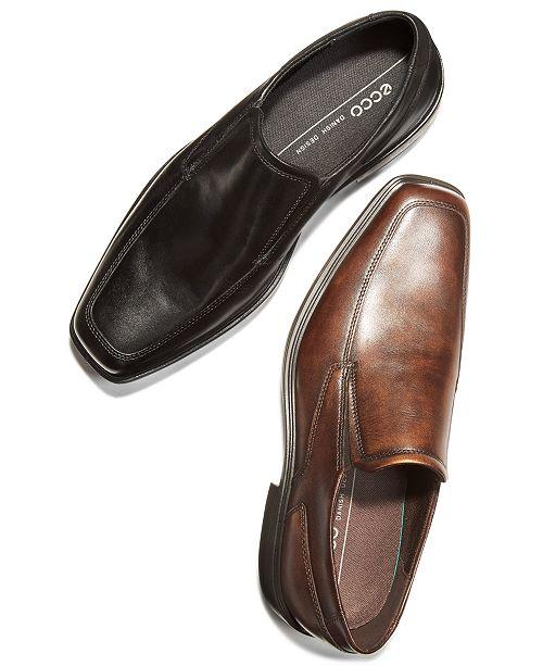 5e5529c478 Ecco Men's Minneapolis Slip-Ons & Reviews - All Men's Shoes - Men ...