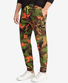 Polo Ralph Lauren Men's Camouflage Performance Jogger Pants
