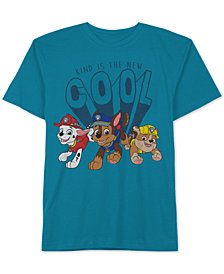 Jem Little Boys Paw Patrol Graphic Cotton T-Shirt