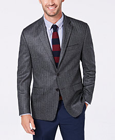 Lauren Ralph Lauren Men's Classic-Fit Herringbone Wool Sport Coat