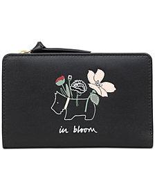 Radley London Zip-Top Leather Wallet