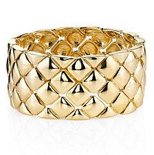 2028 Gold-Tone Bracelet
