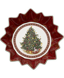 Villeroy & Boch Toy's Fantasy Tree Large Porcelain Bowl