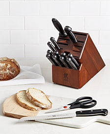 Zwilling J.A. Henckels Twin Gourmet 15-Pc. Cutlery Set, Created for Macy's