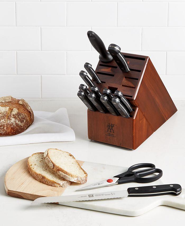 J.A. Henckels - Twin Gourmet 15-Pc. Cutlery Set