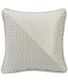 Half and Half 16x16 Decorative Pillow