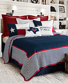 Ranger 3 Pc King Quilt Set