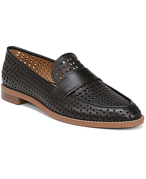 53fee77a1de Franco Sarto Hudley Perforated Loafers   Reviews - Flats - Shoes ...