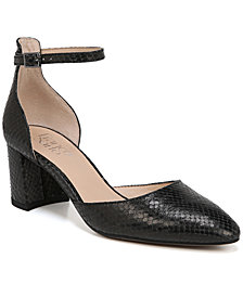 Franco Sarto Keena Block-Heel Pumps